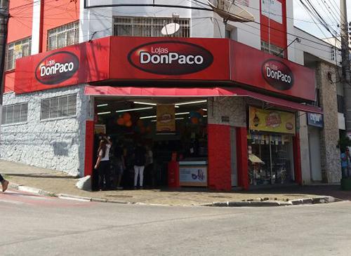 d57334bf91 Lojas Don Paco Franco da Rocha R Cel Domingos Ortiz 184. Centro - Franco da  Rocha-SP - 07851-040