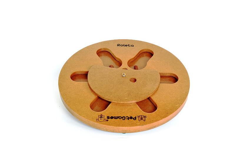 957f95474 Jogo de Tabuleiro Roleta para Cães e Gatos - Zen Animal - Produtos ...