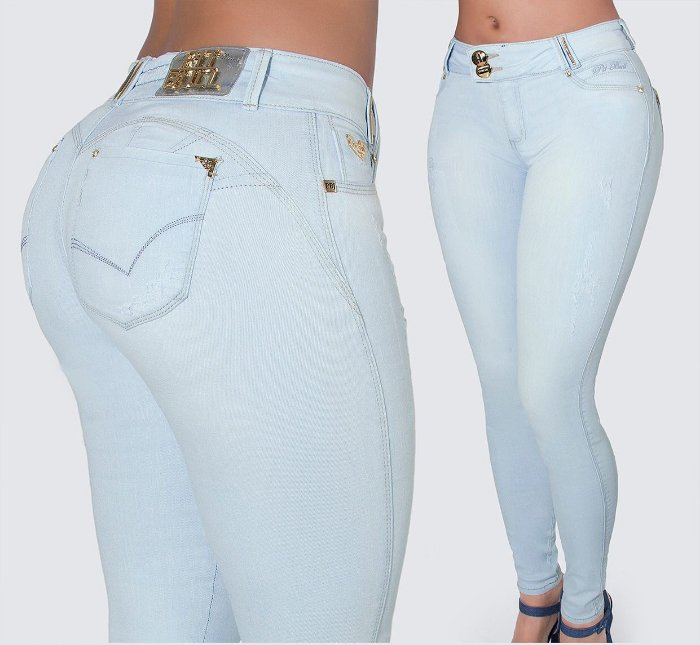 0016df9e3 Calça Pit Bull Jeans 27003 - Menina Predileta - Pit Bull Jeans