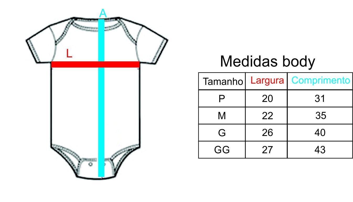... Kit camiseta e body infantil Pai e filho em algodão - Batman - Imagem 4 51f1fb2d064