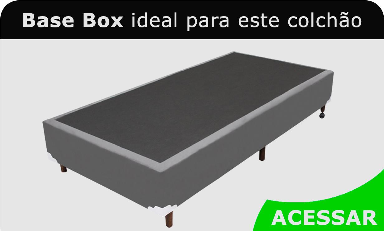 Base Box Solteiro King Size 096x203