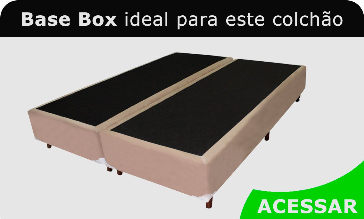 Base Box Queen Size - 158x198