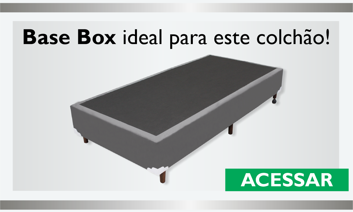 Base Box Solteiro King Size 096x203