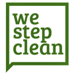 WE STEP  CLEAN