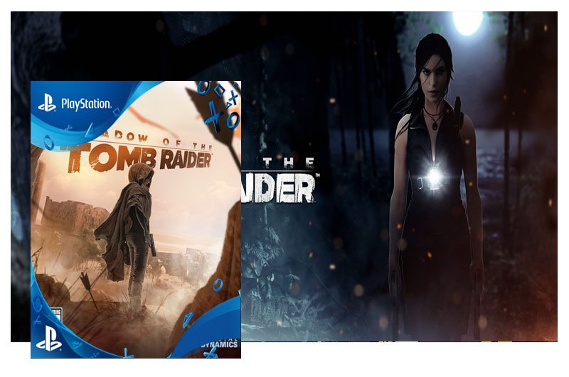 SHADOW OF THE TOMB RAIDER - PSN PS4 - MÍDIA DIGITAL