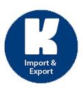 K Import & Export