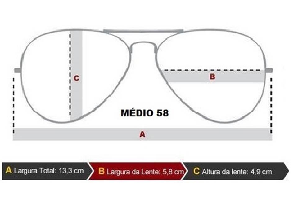 bafbfa20d Oculos Ray ban Aviador Rosa Espelhado Replica Perfeita Primeira Linha