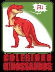 Eu Coleciono Dinosauros