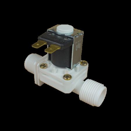 Valvula solenoide para agua 220v