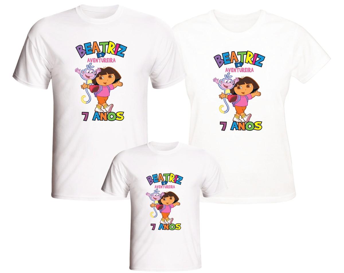 camiseta personalizada com nome