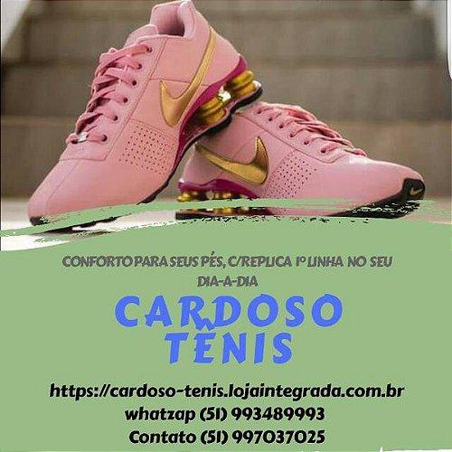83a037d5d2 Camiseta - Cardoso Tênis