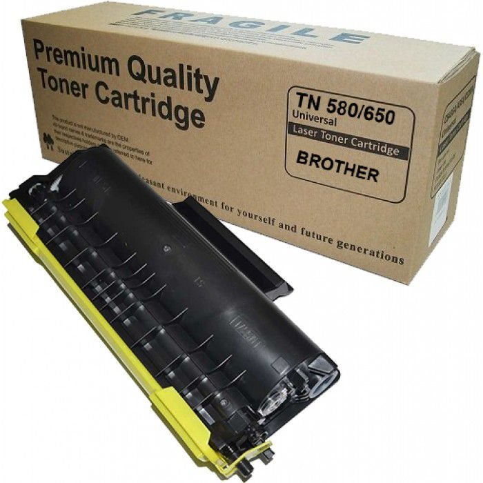 Toner Genérico Compatível Brother tn 580