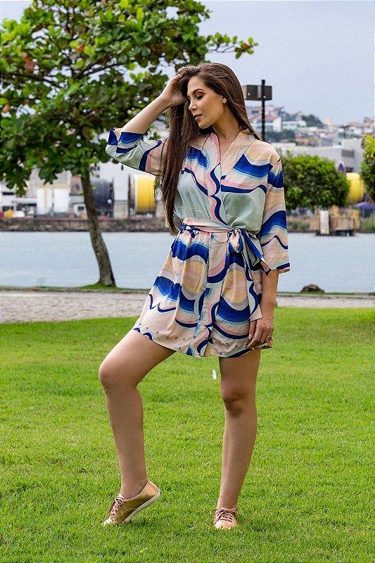 Kimono Maria Sanz