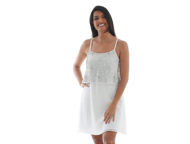 30. Vestido Branco
