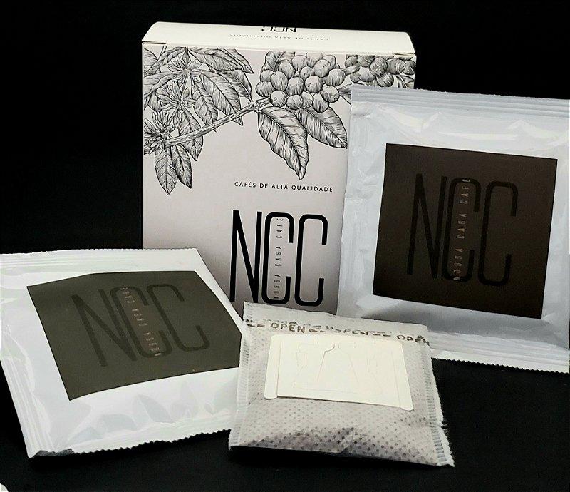 DRIP COFFEE NCC - CAIXA COM 50 UNIDADES - Solução incrível.
