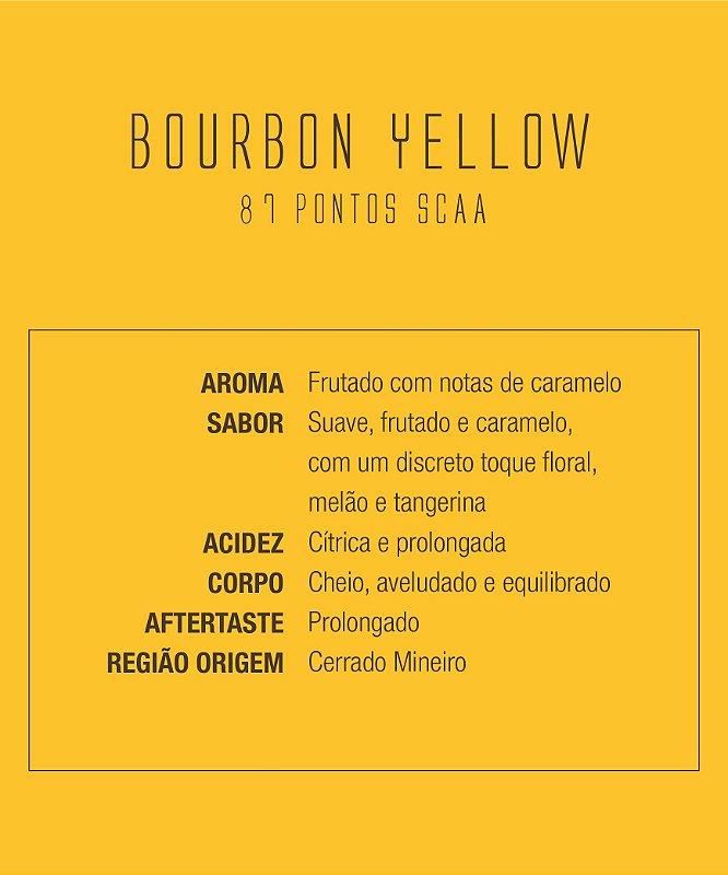 Café Bourbon Yellow
