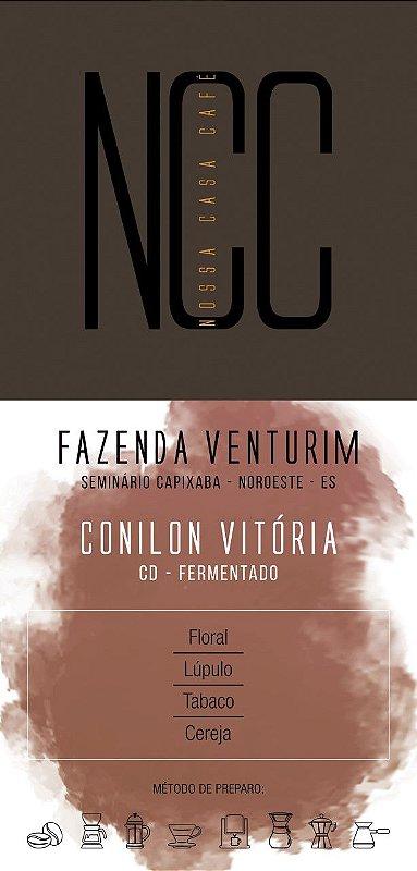 CONILON VITÓRIA - FAZ. VENTURIM / SEMINÁRIO CAPIXABA / ES