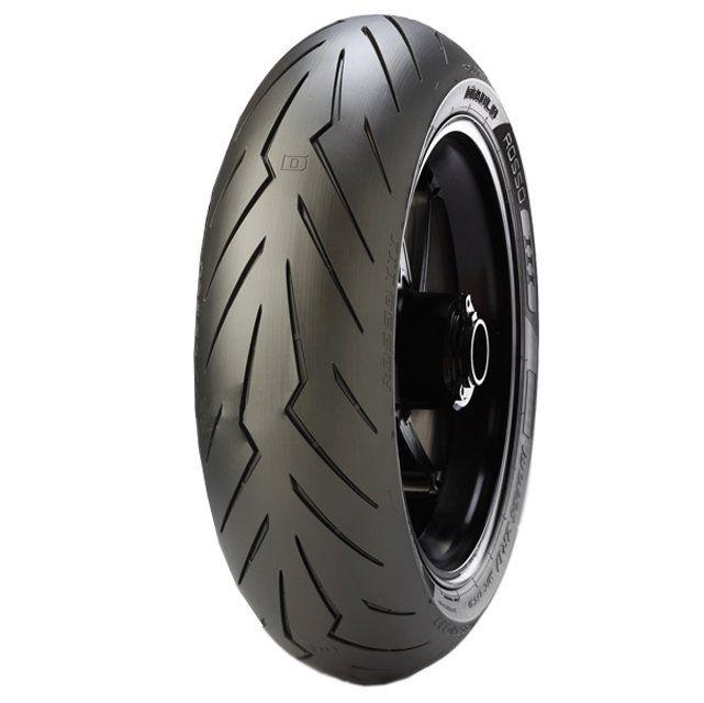 Pneu Pirelli Diablo Rosso lll 180/55R17 - Traseiro