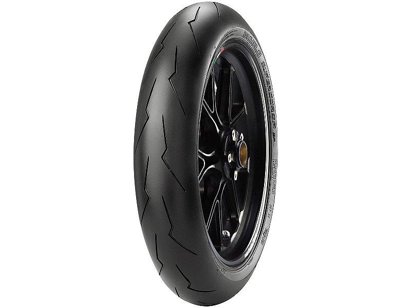 Pneu Pirelli Supercorsa Sc 120/70 R17 - Dianteiro ( Uso Apenas Circuito Fechado )