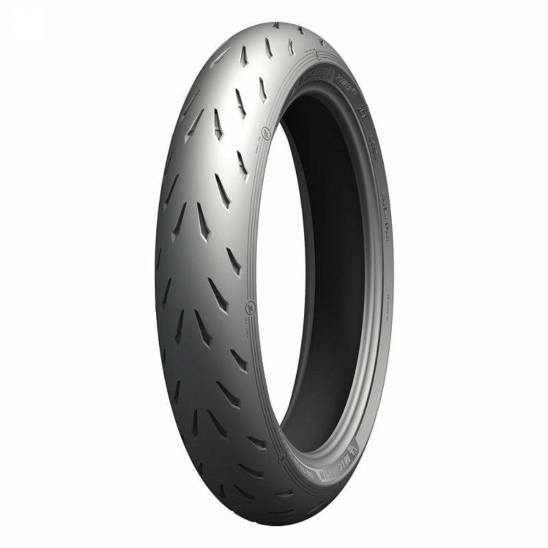 Pneu Michelin Power RS 120/70R17 - Dianteiro