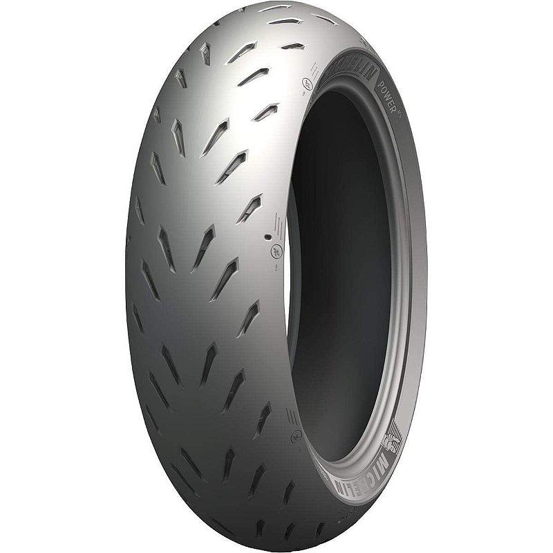 Pneu Michelin Power RS 190/55R17 - Traseiro
