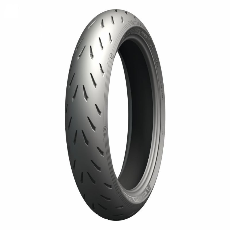 Pneu Michelin Power RS 110/70R17 - Dianteiro