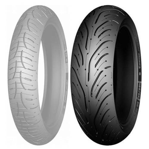 Pneu Michelin Pilot Road 4 Trail 150/70ZR17 69V Traseiro
