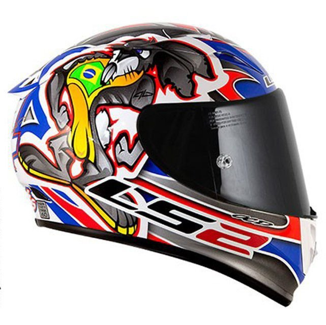 Capacete LS2 FF323 Arrow Alex Barros ll