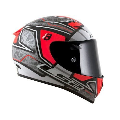 Capacete LS2 FF323 Arrow Hector Barberá
