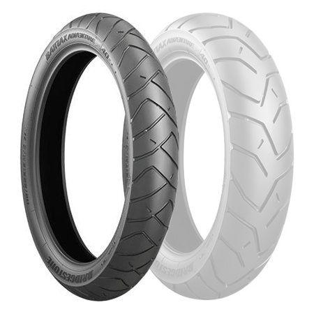 Pneu Bridgestone A40 110/80R19 - Dianteiro