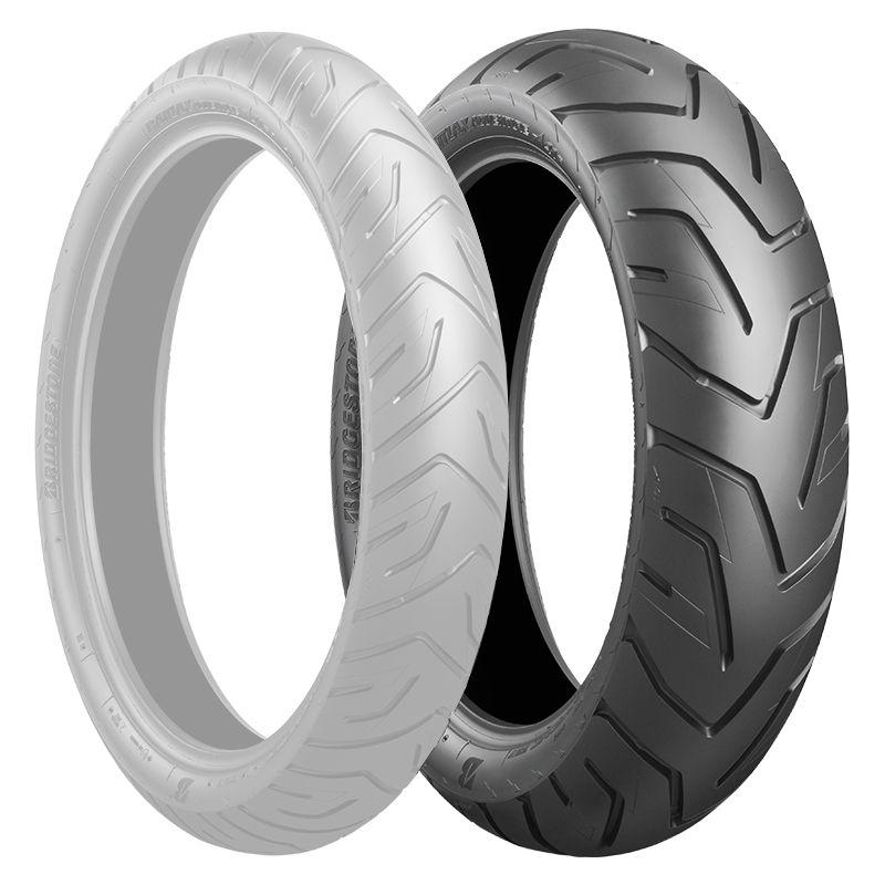 Pneu Bridgestone A41 150/70R17 - Traseiro