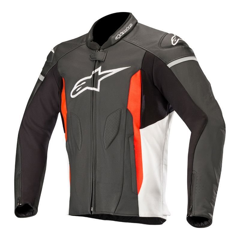 Jaqueta Alpinestars Faster Leather