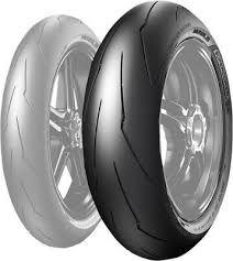 Pneu Pirelli Supercorsa SP V3 190/55R17 -Traseiro ( Para Uso Rodovia e Track Day )