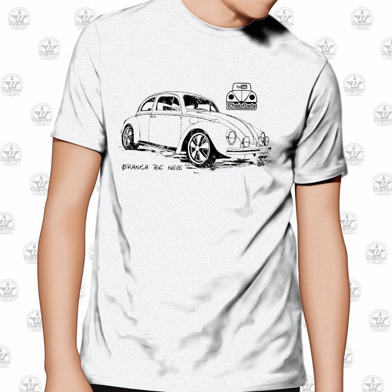 Camiseta Tchelo Poeta Branca de Neve