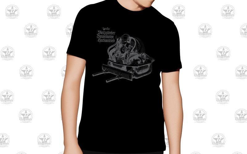 Camiseta Tonella Motoren TamanhoP
