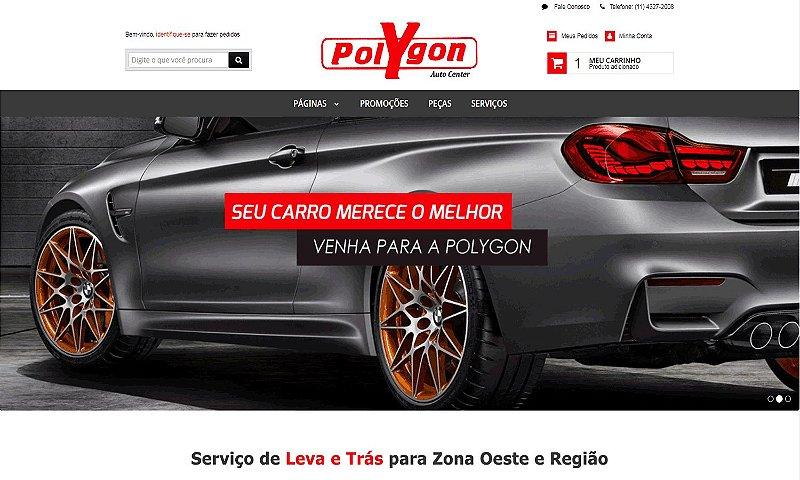 E-COMMERCE | CENTRO AUTOMOTIVO