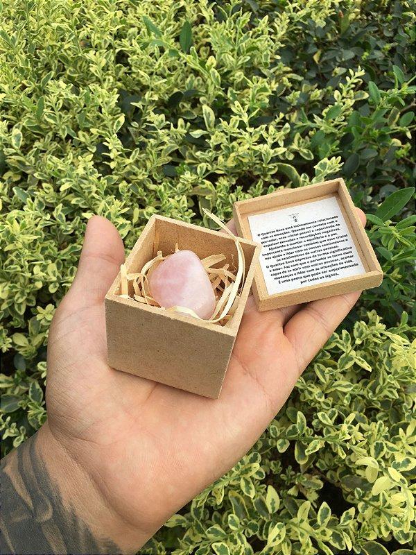 Cristal Mágico Quartzo Rosa