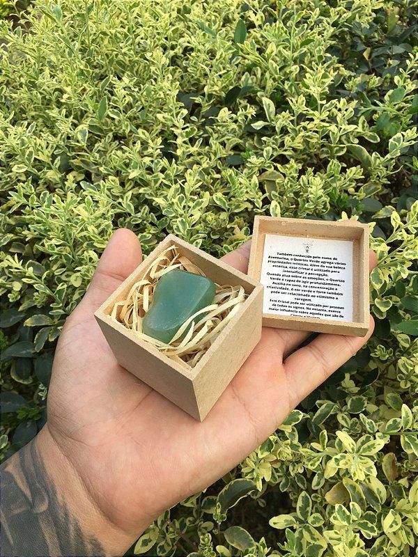 Cristal Mágico Quartzo Verde