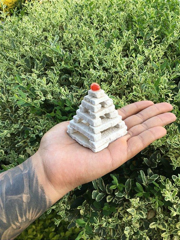Mini Pirâmide Mágica