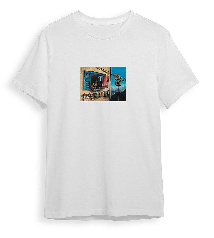 Camiseta Eita Menina BRANCA