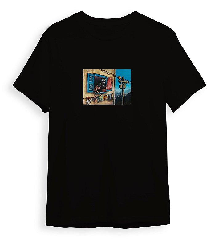 Camiseta Eita Menina PRETA