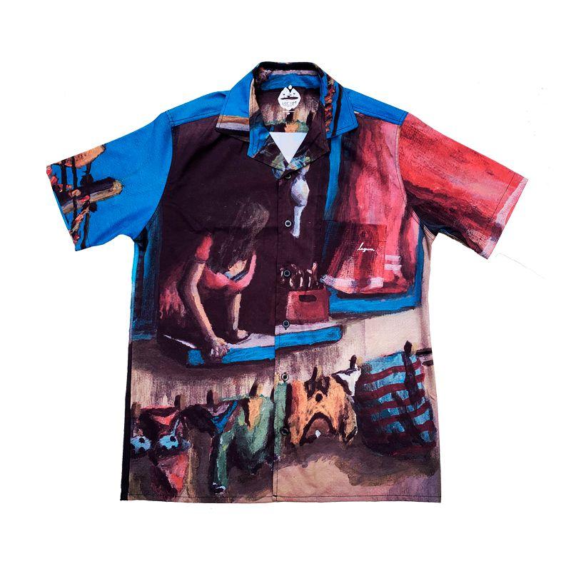 Camisa de Botão Eita Menina