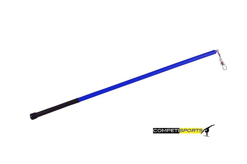 Estilete de Madeira 45 Cm  Emborrachado Azul