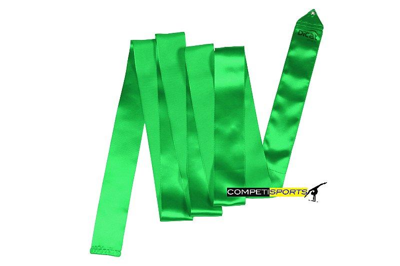 Fita para Ginástica Rítmica Verde Bandeira