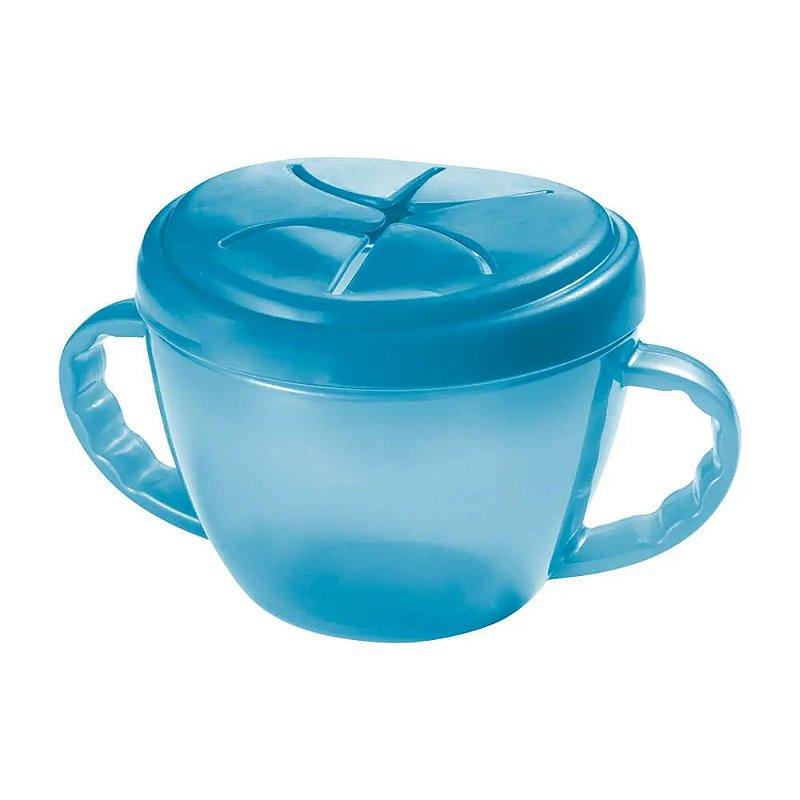 Porta Biscoitinhos My Biscuits Azul Multikids Baby - BB045