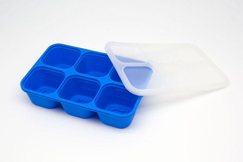 Forma Para Congelar Alimento Hipopotamo