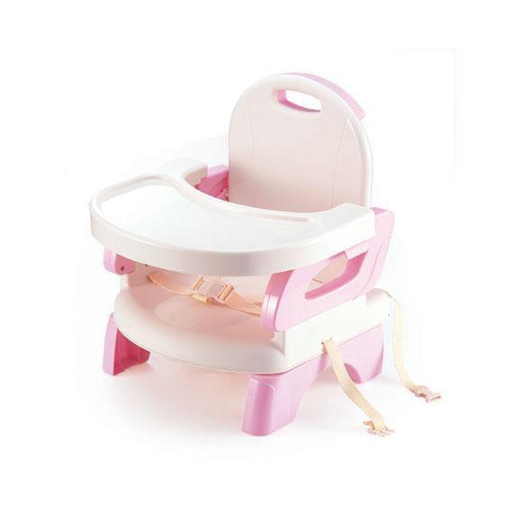 Cadeira De Alimentacao Flex Rosa