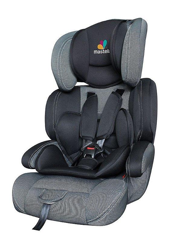 Cadeira Para Carro Allegra Cinza