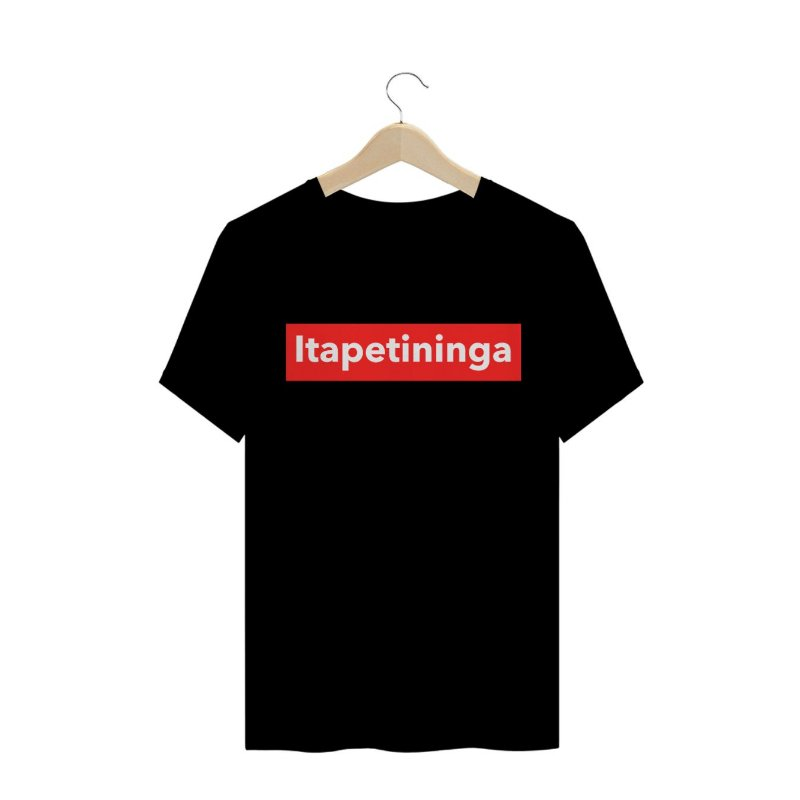 Camiseta Supreme Itapetininga
