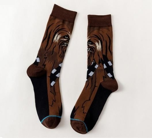 Meia Chewbacca - Star Wars